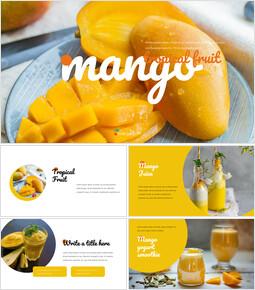 Mango slideshare ppt_35 slides