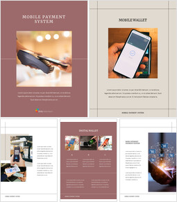 Mobile Payment System Google PowerPoint_25 slides