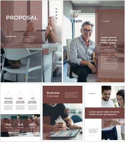 Modern Business Proposal PPT Presentation Samples_29 slides