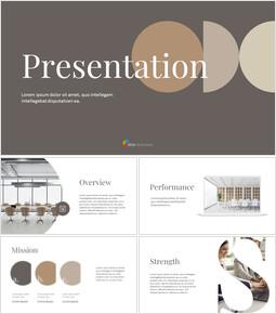 Modern Simple Business PowerPoint Presentations Samples_41 slides