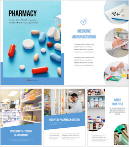 Pharmacy Business PowerPoint Templates_25 slides