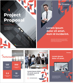 Projektvorschlag Vertikal PPT-Format_26 slides