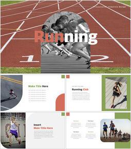 Running Keynote PowerPoint_35 slides