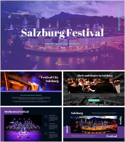 Salzburg Festival Easy PowerPoint Design_35 slides