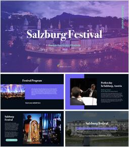 Salzburg Festival PowerPoint to Keynote_35 slides