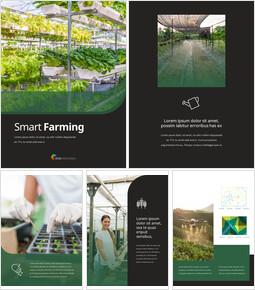 Smart Farming PPT Business_25 slides