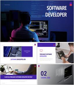 Software Developer Keynote for Windows_35 slides