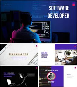 Software Developer Templates PPT_35 slides