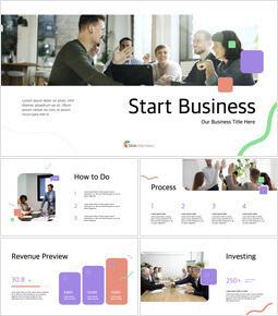 Start Our Business iMac Keynote_13 slides