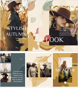 Stylish Autumn Business PPT_26 slides