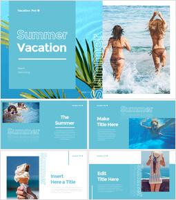 Summer Vacation Google presentation_35 slides