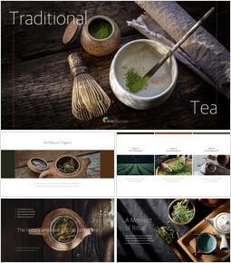 Traditional Tea Keynote for PC_35 slides