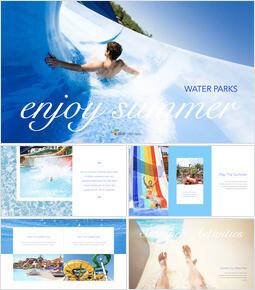 Water Parks slides presentation_40 slides