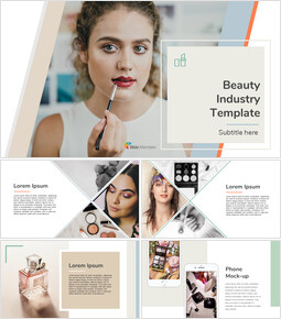 Beauty industry Google Slides Themes for Presentations_31 slides