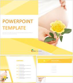 Blessing Pregnancy - Free Design Template_6 slides