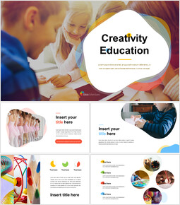 Creativity Education Google Slides Template Design_00