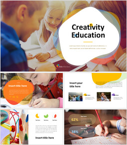 Creativity Education PowerPoint Presentation Templates_00