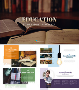 Education PowerPoint Templates Multipurpose Design_00