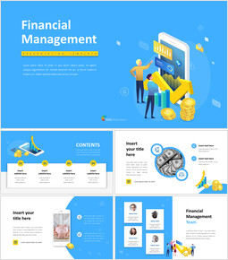 Finance Presentation PowerPoint Templates Design_00