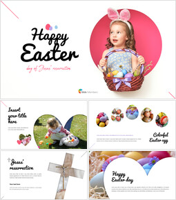 Happy Easter Theme PowerPoint Templates_00