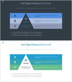 목록 유형 프로세스 다이어그램 (피라미드)_00