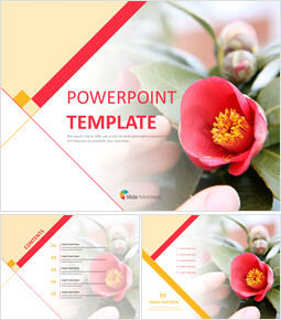 Smell of Spring - Free PPT Sample_00