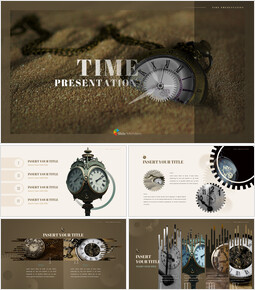 Time PowerPoint Templates Multipurpose Design_00