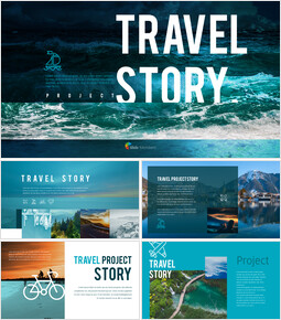 Travel Story PowerPoint Templates for Presentation_00