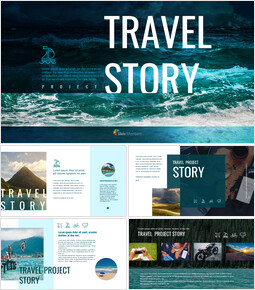 Travel Story Simple Google Templates_00