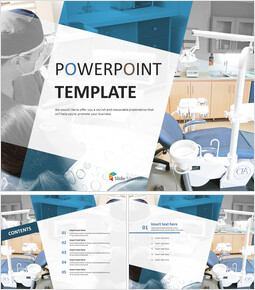 A Dentist - Free PPT Sample_6 slides