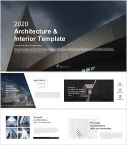 건축과 인테리어 Google 프레젠테이션 슬라이드_00