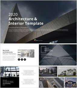 Architecture & Interior PPT Presentation_00