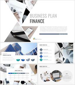 금융 비즈니스 플랜 구글슬라이드 테마 & 템플릿_00