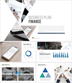 Business Plan Finance Theme Presentation Templates_00