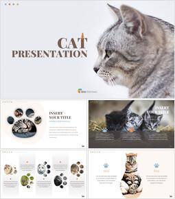 Cat Google Slides Templates for Your Next Presentation_00