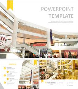 무료 디자인 템플릿 - 대형 쇼핑 센터_00
