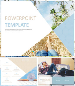 Free Powerpoint Template - rest_6 slides