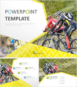 Mountain Bicycle - Free Design Template_00