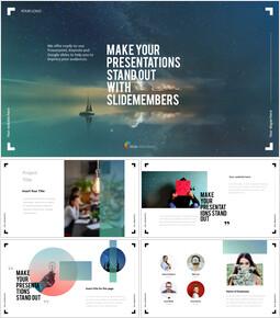 Startup Business PowerPoint Templates Multipurpose Design_00