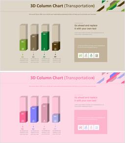 3D Column Chart (Transportation)_00