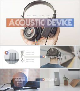 Acoustic Device Easy PowerPoint Design_00