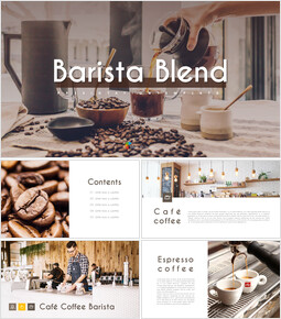 Barista Blend - PPT Presentation_9 slides