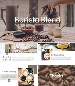 Barista Blend - Simple Google Slides_00