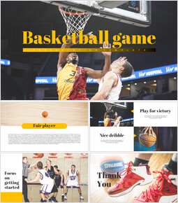 Basketball Game Easy Slides Design_00