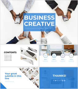 Business Creative - Free Google Slides themes_00
