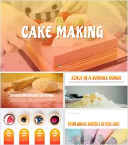 케이크 만들기 심플한 슬라이드 디자인_00