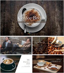 Coffee Break Simple Templates Design_00