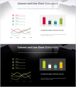 Column and Line Chart (Education)_00