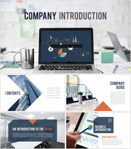 Company Introduction - Free PowerPoint Template Download_00