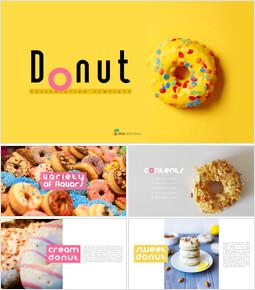 도넛 PPT 프레젠테이션_00